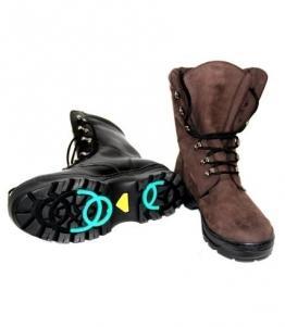 Ботинки мужские ОМОН с глухим языком, Фабрика обуви Восход, г. Тюмень