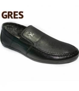 Мокасины мужские зимние, Фабрика обуви Gres, г. Махачкала