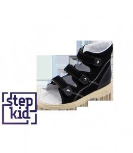 Детские сандалии темно-синие STEPKID, фабрика обуви STEPKID, каталог обуви STEPKID,Ростов на Дону