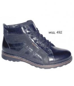 Ботинки мужские зимние, фабрика обуви ALEGRA, каталог обуви ALEGRA,Ростов-на-Дону