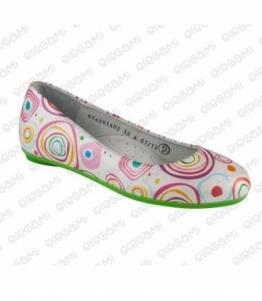 Балетки детские оптом, обувь оптом, каталог обуви, производитель обуви, Фабрика обуви Парижская комунна, г. Москва