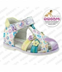 Сандалии детские, Фабрика обуви Парижская комунна, г. Москва