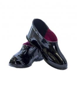 Галоши резиновые (лакированные) оптом, обувь оптом, каталог обуви, производитель обуви, Фабрика обуви аЭва, г. Казань