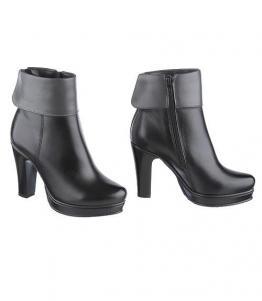 Ботинки демисезонные на платформе, Фабрика обуви Sateg, г. Санкт-Петербург