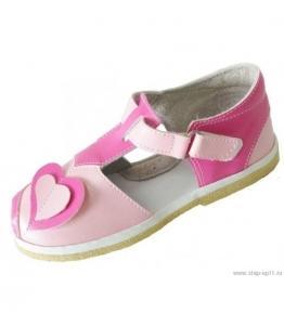 Сандалии дошкольные для девочек оптом, обувь оптом, каталог обуви, производитель обуви, Фабрика обуви Стэп-Ап, г. Давлеканово