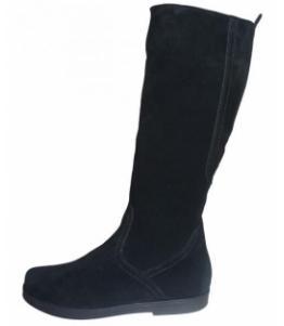 Сапоги женские велюр bevany оптом, обувь оптом, каталог обуви, производитель обуви, Фабрика обуви Беванишуз, г. Москва