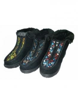 Ботинки суконные женские оптом, обувь оптом, каталог обуви, производитель обуви, Фабрика обуви Soft step, г. Пенза