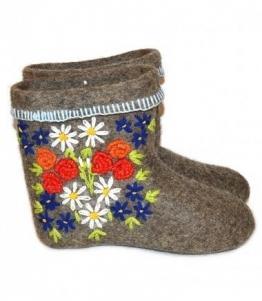 Полуваленки женские оптом, обувь оптом, каталог обуви, производитель обуви, Фабрика обуви ВаленкиОпт, г. Чебоксары