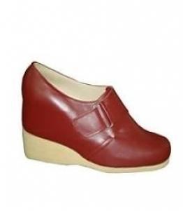 Полуботинки женские на короткую ногу, фабрика обуви Липецкое протезно-ортопедическое предприятие, каталог обуви Липецкое протезно-ортопедическое предприятие,Липецк