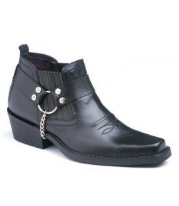 Ботинки мужские Вест оптом, обувь оптом, каталог обуви, производитель обуви, Фабрика обуви Kazak, г. Санкт-Петербург