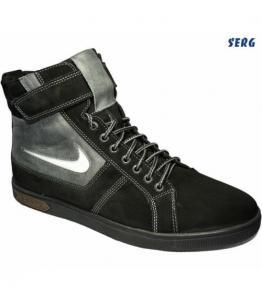 Кеды мужские зимние оптом, обувь оптом, каталог обуви, производитель обуви, Фабрика обуви Serg, г. Махачкала