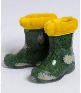 Сапожки малодетские из ПВХ утепленные, фабрика обуви Каури, каталог обуви Каури,Тверь