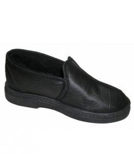 Полуботинки мужские из кожзама, фабрика обуви Soft step, каталог обуви Soft step,Пенза
