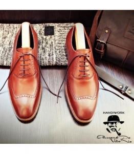 Туфли Оксфорды «INGLEWOOD», Фабрика обуви Alesandro Vitorio, г. Уфа