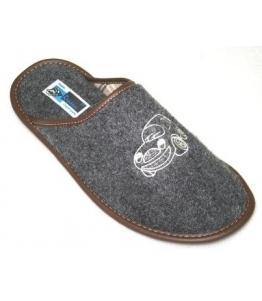 Тапочки мужские ворсин Рапана оптом, обувь оптом, каталог обуви, производитель обуви, Фабрика обуви Рапана, г. Москва