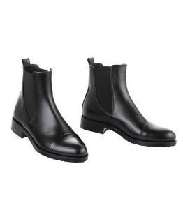 Ботинки без молнии на низком каблуке, Фабрика обуви Sateg, г. Санкт-Петербург