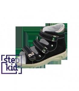Детские сандалии темно-синий никель STEPKID, фабрика обуви STEPKID, каталог обуви STEPKID,Ростов на Дону