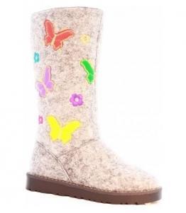 Валенки детские для девочек оптом, обувь оптом, каталог обуви, производитель обуви, Фабрика обуви Flois Kids, г. Москва