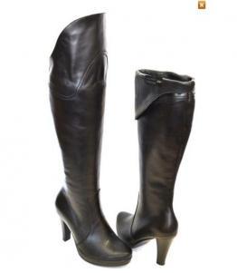 Ботфорты женские оптом, обувь оптом, каталог обуви, производитель обуви, Фабрика обуви Манул, г. Санкт-Петербург