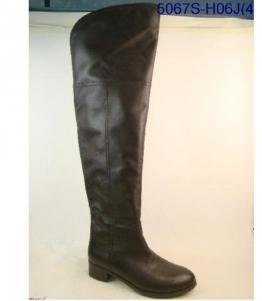 Ботфорты на полную ногу оптом, обувь оптом, каталог обуви, производитель обуви, Фабрика обуви Askalini, г. Москва