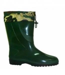 Сапоги ПВХ мужские с надсттавкой, фабрика обуви Soft step, каталог обуви Soft step,Пенза