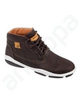 Ботинки школьные мальчиковые, фабрика обуви Антилопа, каталог обуви Антилопа,Коломна