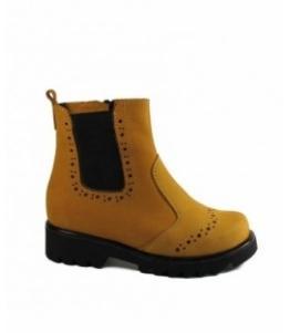 Ботинки Kumi из натурального нубука, фабрика обуви Kumi, каталог обуви Kumi,Симферополь