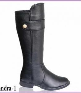 Сапоги женские Sandra оптом, обувь оптом, каталог обуви, производитель обуви, Фабрика обуви TOTOlini, г. Балашов