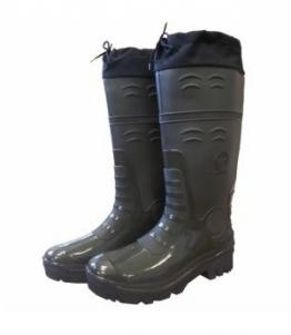 Сапоги ПВХ мужские с манжетой оптом, обувь оптом, каталог обуви, производитель обуви, Фабрика обуви Каури, г. Тверь