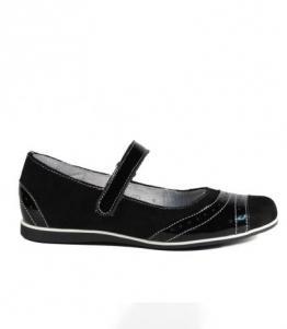 Туфли Kumi из натуральной замши и лака, фабрика обуви Kumi, каталог обуви Kumi,Симферополь