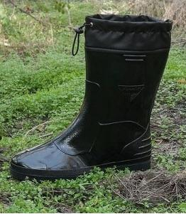 Сапоги ПВХ мужские с манжетой оптом, обувь оптом, каталог обуви, производитель обуви, Фабрика обуви АстОбувь, г. Астрахань