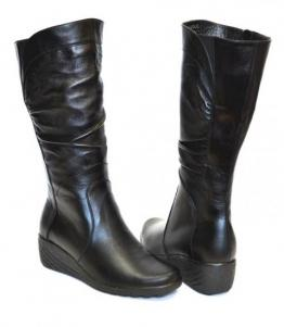 Сапоги женские на полную ногу, фабрика обуви Манул, каталог обуви Манул,Санкт-Петербург