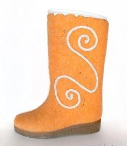 Валенки детские, Фабрика обуви Ульяновская обувная фабрика, г. Ульяновск