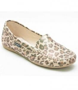 Мокасины женские люкс, фабрика обуви Captor, каталог обуви Captor,Москва