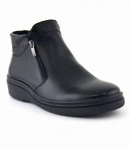 Ботинки ортопедические мужские, фабрика обуви Ортомода, каталог обуви Ортомода,Москва