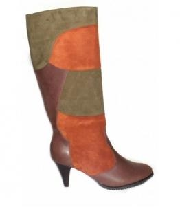 Сапоги женские, Фабрика обуви Фактор-СПБ, г. Санкт-Петербург