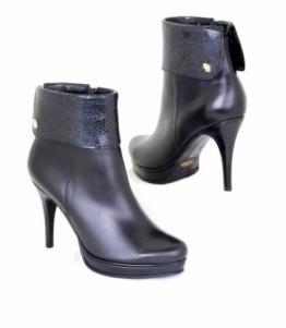 Ботинки на шпильке, Фабрика обуви Sateg, г. Санкт-Петербург
