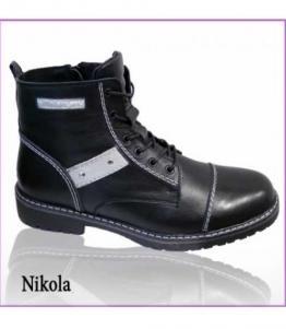 Ботинки мужские Nikola оптом, обувь оптом, каталог обуви, производитель обуви, Фабрика обуви TOTOlini, г. Балашов