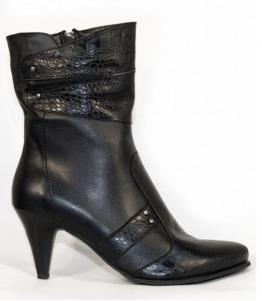 Полусапоги женские оптом, Фабрика обуви Фактор-СПБ, г. Санкт-Петербург