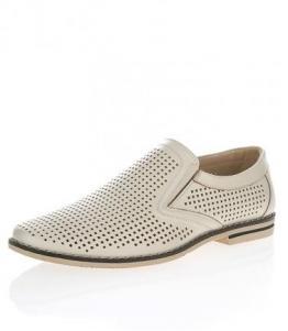 Туфли мужские с перфорацией, фабрика обуви Carbon, каталог обуви Carbon,Ростов-на-Дону