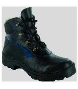 Ботинки мужские рабочие Газпром утепленные, Фабрика обуви Центр Профессиональной Обуви, г. Москва