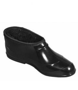 Галоши ПВХ утепленные, фабрика обуви Soft step, каталог обуви Soft step,Пенза