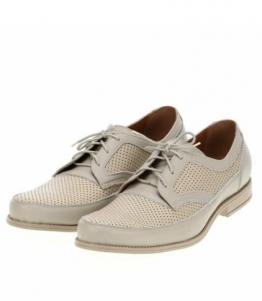 Туфли мужские белые, Фабрика обуви Меркурий, г. Санкт-Петербург