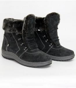 Ботинки женские зимние оптом, обувь оптом, каталог обуви, производитель обуви, Фабрика обуви Мирунт, г. Кузнецк
