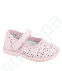 Туфли детские ясельные для девочек оптом, обувь оптом, каталог обуви, производитель обуви, Фабрика обуви Антилопа, г. Коломна