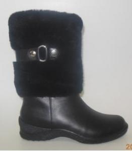 Унты детские, Фабрика обуви Ирон, г. Новокузнецк