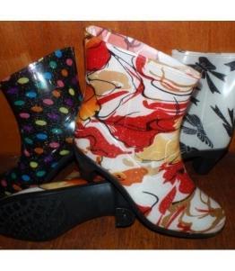 Полусапоги ПВХ женские оптом, обувь оптом, каталог обуви, производитель обуви, Фабрика обуви Уют-Эко, г. Пушкино