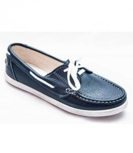Топсайдеры женские, фабрика обуви Captor, каталог обуви Captor,Москва