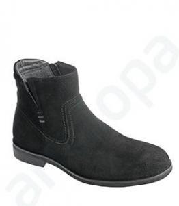 Ботинки школьные, Фабрика обуви Антилопа, г. Коломна