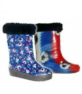 Сапоги ПВХ подростковые утепленные, фабрика обуви Soft step, каталог обуви Soft step,Пенза